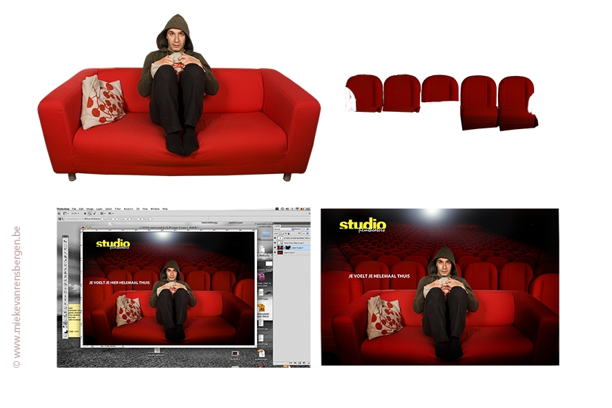 studio filmtheaters project the making off