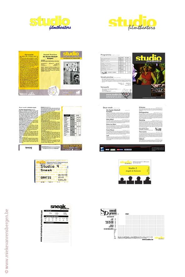 studio filmtheaters project huisstijl voor (links) en na