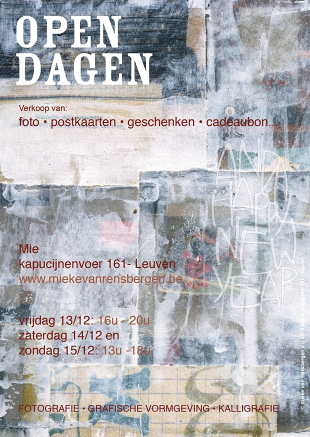 flyer open dagen